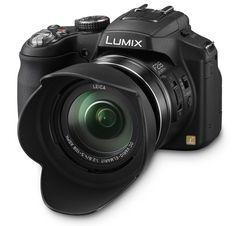Panasonic Lumix DMC-FZ200 Digital Camera - 12.1 Megapixel $669 Digital Camera Warehouse