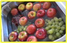 Health Tips:Your Fruit Is Covered With Nasty Pesticides