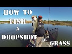 A Different Way to Fish a Dropshot Rig - YouTube