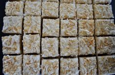 I am on a roll with the 'firsts' for the blog. This was my first 'try to find the traybake someone remembered their mummaking'. I received a message via Facebook (thank you!) from someone who remembered a traybake with crushed cornflakes, coconut and white icing on the top. This may not be the same. This …