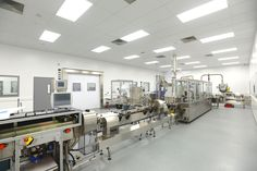 Stonhard's Stonshield HRI in a Pharmaceutical Packaging Area