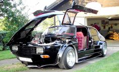 Don't Watch If you Have Weak Heart – also, Purists – Cover your eyes. This Saab customisation is not for everyone's eyes. On the pages of Swedish Classified ads appeared…