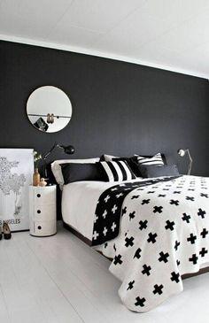 Black And White Interior Design Ideas | Domino