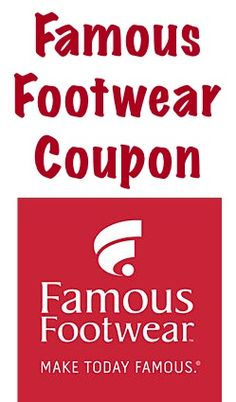 {Offer Expired} Famous Footwear: Extra 20% off Entire Purchase! {5/23 – 5/27}