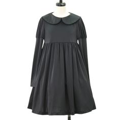 ♡ Moi-meme-Moitie ♡ round collar dress http://www.wunderwelt.jp/products/detail8521.html Overseas shipping possibility! #gothiclolita