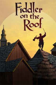Fiddler On The Roof, Chanhassen Dinner Theatre