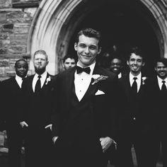 black-tie-groomsmen