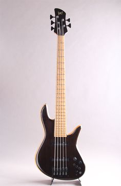 FODERA(フォデラ) Emperor 5 Deluxe Ebony top