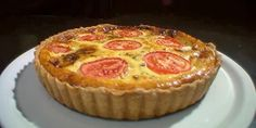 Tart Recipes, Cookbook Recipes, Cooking Recipes, Pizza Tarts, Bon Appetit, Healthy Snacks, Brunch, Food And Drink, Breakfast