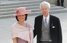 Luxembourg-All Things Grand Ducal: Princess Margaretha of Luxembourg (sister of Grand Duke Henri) and her husband Prince Nikolaus of Liechtenstein (brother of reigning Prince Hans-Adam)
