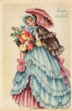 Miss Jane: Christmas postcards