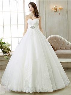 Ericdress Pretty Sweetheart Empire A Line Wedding Dress