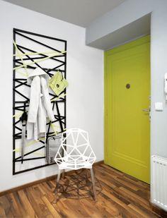 Original and practical DIY wall hanger