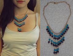 Feather Jewelry, Bead Jewellery, Boho Jewelry, Jewelry Crafts, Beaded Jewelry, Jewelery, Jewelry Necklaces, Fashion Jewelry, Jewelry Design