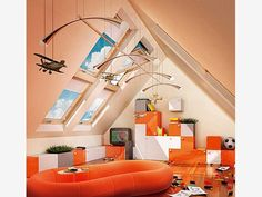 Kids Playroom - Home and Garden Design Ideas