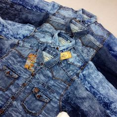 Printed Denim Shirts - Urban Frank
