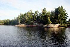 Lot in Honey Harbour or Muskoka Lake Front - 75K-250K  ACHIEVE