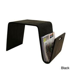 Ply Magazine Rack | Side table