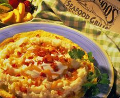Idaho Potato Commission - Recipes: Mashed Idaho® Potato Omelet