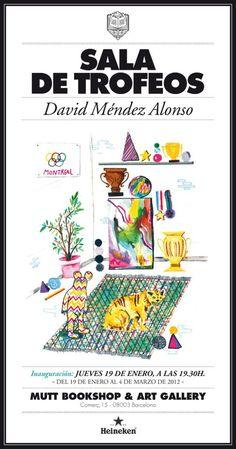 SALA DE TROFEOS  David Méndez Alonso
