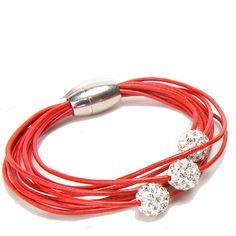 Yasmin Leather Bracelet