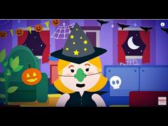 The Witch In The Dark Song for Kids | Halloween Songs for Children | Happy Halloween - YouTube