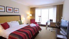 Hilton Warsaw | Decor Team - Hospitality Design http://www.decorteamus.com/ #hotel #curtains #drapes #shades