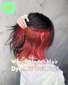 Underdye Hair, Box Hair Dye, Dyed Curly Hair, Dyed Hair Purple, Hair Color Purple, Hair Dye Colors, Box Dye, Under Hair Dye, Under Hair Color