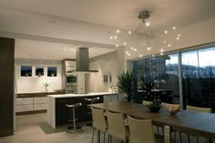 Calvi 24 taklampe, aluminium