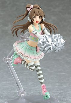 figFIX LoveLive! School Idol Festival Kotori Minami: Cheerleader ver.  - Preorder at Otaku Toy Collection