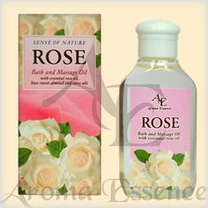 "Bath and Massage Oil ""ROSE"" – white, 50ml This product is a combination of natural vegetable oils and fresh, captivating scent of the Bulgarian white oil-bearing rose, enriched with rose oil, musky, green and fruity. This oil have a rejuvenating effect over the whole body and restores the harmony there. It is a very strong aphrodisiac and stimulate the libido sexualis."