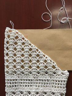 Diy Crafts - Fabulous Crochet a Little Black Crochet Dress Ideas. Georgeous Crochet a Little Black Crochet Dress Ideas. Gilet Crochet, Crochet Jacket, Crochet Cardigan, Crochet Shawl, Crochet Stitches, Knit Crochet, Crochet Designs, Crochet Patterns, Black Crochet Dress
