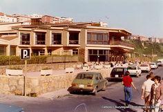 Restaurante Cubitas, en el recinto de las piscinas del Puerto Viejo, 1980 (Colección Daniel Zubimendi) (ref. SN00903)