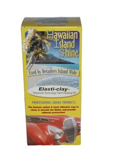 Hawaiian Island Shine 120 ClayKit >>> Be sure to check out this awesome product. (It is an affiliate link and I receive commission through sales)