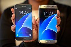 Galaxy S7 og Galaxy S7 Edge