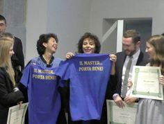 Cerimonia di consegna degli attestati agli studenti del III Master in Diritto penale dell'impresa e dell'economia