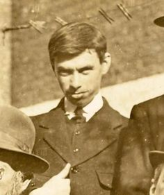 Leaders of the 1916 Easter Rising: Seán Heuston - The Wild Geese
