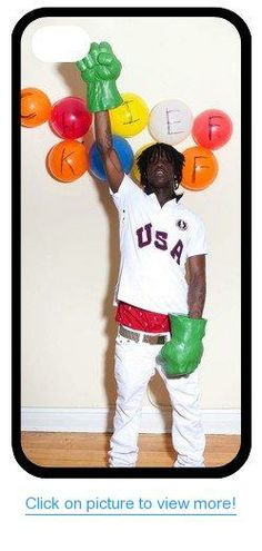 Accurate Store American rapper Chief Keef Iphone 4,4S TPU Case Cover