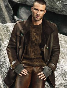Leather hunk | Flickr - Photo Sharing!