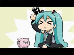 Hatsune Miku - The Empty Stomach Song (translated)