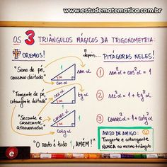 Mapa - Trigonometria