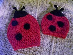 Ladybug Bath Mitt or Puppet - $2.25 by Sandy Powers