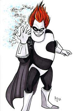 The Incredibles: Syndrome by AtlantaJones