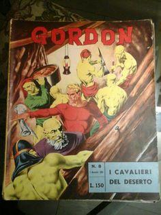 Flash Gordon n.8 7 Novembre 1964