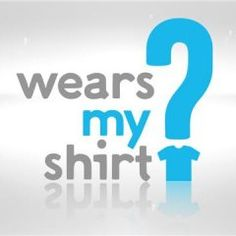 Wears My Shirt is a revolutionary concept in giving.  They have a unique approach to charity partnerships, reaching far beyond typical fundraising events or products. Through comprehensive integration of traditional PSA's, viral videos, retail & online sales, PLUS social networking, WMS creates high quality T-shirts consumers want to wear. & they make it easy & fun for them to get involved & stay involved with the support of their charity of choice   The bonus it is my friend Josh's brainchi...