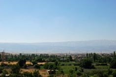 Bekaa Valley of the Lebanon Mountains, also known as Ancient Phoenicia, where the phoenix was said to bathe in a well every morning. By Karan Jain [CC-BY-SA-2.0 (http://creativecommons.org/licenses/by-sa/2.0)], via Wikimedia Commons