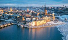 Estocolmo, Noruega