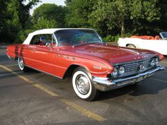 1961 Buick Invicta Convertible Maintenance/restoration of old/vintage vehicles: the material for new cogs/casters/gears/pads could be cast polyamide which I (Cast polyamide) can produce. My contact: tatjana.alic@windowslive.com