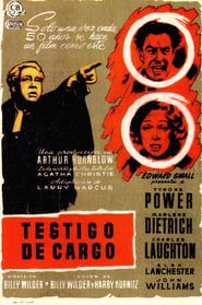 ❖Eng Sub❖Witness for the Prosecution Full_Movie