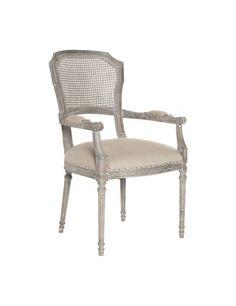 Chelsea Dinning Arm Chair - Aidan Gray | domino.com